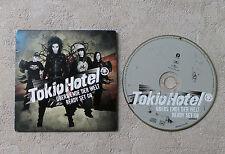 """CD AUDIO MUSIQUE / TOKIO HOTEL """"ÜBERS ENDER DER WELT / READY SET GO"""" CDS 3T 2007"""