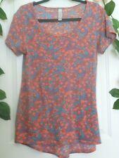 Womens Lularoe Floral Shirt