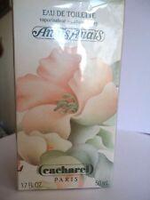 "VINTAGE RARE CACHAREL ""ANAIS-ANAIS"" 50ml, parfum EDT, Vaporisateur Natural Spray"