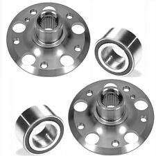 2 FRONT WHEEL HUB & 2 BEARING FOR MERCEDES C230 C300 AWD 4MATIC  FAST SHIPPING