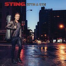 57th & 9th - Sting (2016, CD NUEVO) 602557174502