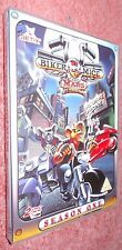 Biker Mice From Mars - Complete Series / Season One 1 - Genuine UK DVD