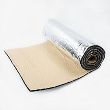 Car Heat Shield Isolation Sound Heat Deadener Mat Self Sticking For Door Roof