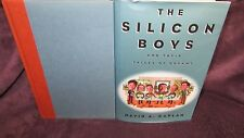 The Silicon Boys & their Valley of Dreams ~ David Kaplan.1st HbDj  UNead in MELB