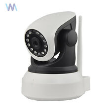 1080P HD Wifi Wireless PT CCTV Pan Tilt ZOOM AUDIO Night IP Home Security Camera
