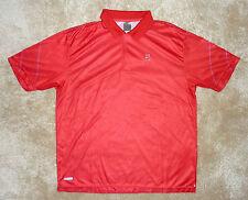 Nike Dri Fit tenis polo l roger federer lleyton hewitt 2001 Australian Open