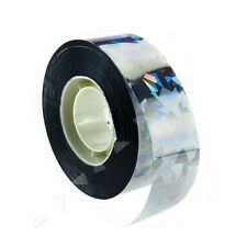 Visual Audible Reflective Repeller Ribbon Holographic Flash Bird Scare Tape 90M