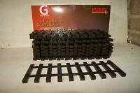 G scale 45mm Gauge 16x UNUSED Piko 35231 Sleeper Track Sections BOXED (like LGB)