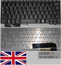 Clavier Qwerty UK SAMSUNG N120 N128 N108 N110 Series V091560BK1 Noir