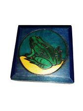 New ListingEnchanted World Of Boxes Colorful (Frog) Trinket Box Cambridge, Ma