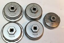 BLUE-POINT TOOLS MATCO TOOLS AST OIL WRENCH LOT 5 PIECES