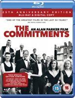The Commitments - Anniversario Edizione Blu-Ray Nuovo (RLJ4029)