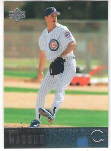 2004 Upper Deck Chicago Cubs Team Set with Update
