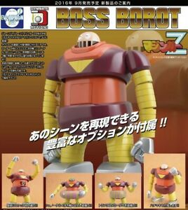 Evolution Toy Dynamite Action No. 39 Boss Borot