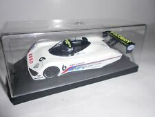 Vitesse Peugeot 905 die cast racing car 1:43 scale. In as New cond. Boxed
