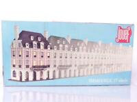 RARE MINT VINTAGE UNMADE JOUEF 1969 HO KIT - 17th CENTURY CITY CORNER BUILDING