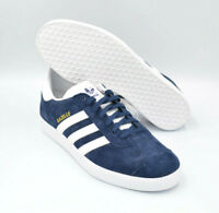 Adidas Originals Gazelle Mens Sneakers Navy Blue White Shoes [BB5478] Multi Size