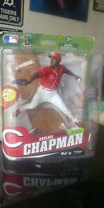 Aroldis Chapman Reds MLB Series 32 McFarlane Figure