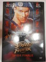 STREET FIGHTER SFIDA FINALE - FILM IN DVD -visita il negozio COMPRO FUMETTI SHOP