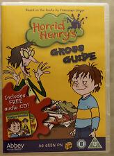 Horrid Henry's Gross Guide CD/DVD Double pack, region 2