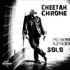 Solo * by Cheetah Chrome (Vinyl, Jul-2015, Plowboy)