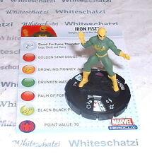 Heroclix Marvel: Spider-Man Ally Iron Fist Veteran # C1-5