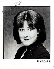 JANE CARR Signed Photo - Dear John