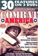 Combat America (VAR/ St. Clair Entertainment): Air Force Story, Vol. 1 - 7 / Gr