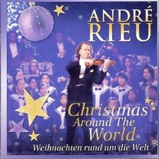 ANDRE RIEU - CHRISTMAS AROUND THE WORLD, Brand New Not Sealed