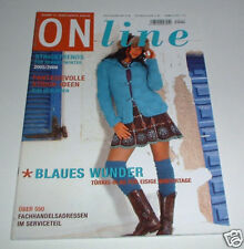 ON LINE FALL and WINTER Women knitting yarn pattern book #11 with 37 Designs