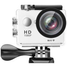"W8 Ultra HD 2"" Wi-Fi Sports Action Camera (White)"