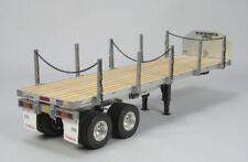 Flatbed Semi - Trailer - 1/14 Truck RC Kit - Tamiya 56306