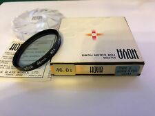 Hoya 46mm TYPE D MORN & EVE 82A new old stock