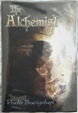 Paolo Bacigalupi~The Alchemist~A 2011 Signed, Limited/Numbered Edition 69 Of 500
