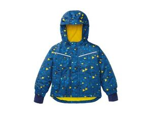 NEW Lupilu Boys Waterproof ski jacket 4 - 6 years wind breaker snow coat