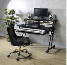 ACME Suitor Computer Desk With Black Finish 92900