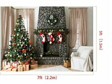Kate Christmas Photo Backdrop — 5x7 — (70% Cotton-30% Polyester)