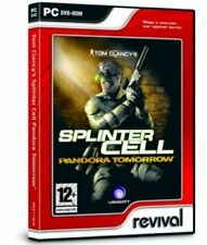 Tom Clancy's Splinter Cell Pandora Tomorrow - PC DVD - New & Sealed