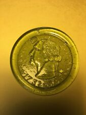 VINTAGE GEORGE WASHINGTON CUP PLATE Same Day Free Shipping