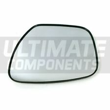 Mazda CX-7 SUV 2007-2013 Non-Heated Convex Wing Mirror Glass Passenger Side