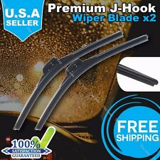 Windshield Wiper Blades for 1991-1992 Eagle Summit