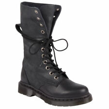 Dr. Martens Suede Lace Up Boots for Women