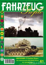 "FAHRZEUG Profile 61: ""REFORGER 77/Carbon Edge"" Modellbau Militär"