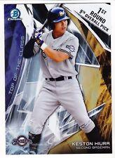 Bowman Rookie Single Baseball Cards 1981-Now