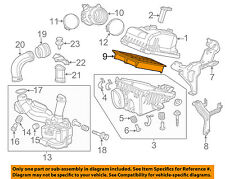 HONDA OEM Engine-Air Filter Element 17220R1AA01
