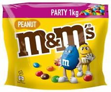 M&M's Peanut Bulk Party Bag 1kg FREE POSTAGE