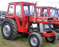 Massey Ferguson MF 165 Workshop & Parts Manual