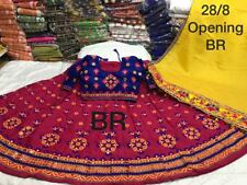 special Navratri traditional gamthi work fully ready stitch full sleeves blouse