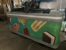 Haagen Dazs Nestle Commercial Ice Cream Display Freezer Looks And Works Great