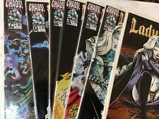 LADY DEATH 17 Comic Lot